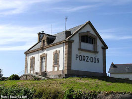 Pointe de Porz-Don