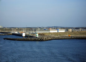 IJmuiden South (Inner) Pierhead