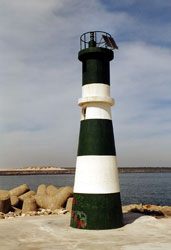 Farol do Barra South Mole