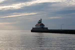 Duluth South Breakwater