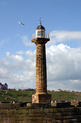 Whitby West Pier (1914)