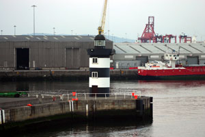 Dublin Channel Divider