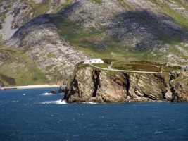 Dunree Fort
