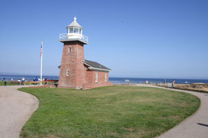 Abbott Memorial Lighthouse